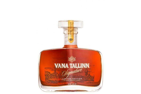 Vana Tallinn Signature