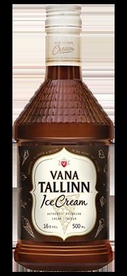 Vana Tallinn мороженое