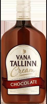 Vana Tallinn шоколадный